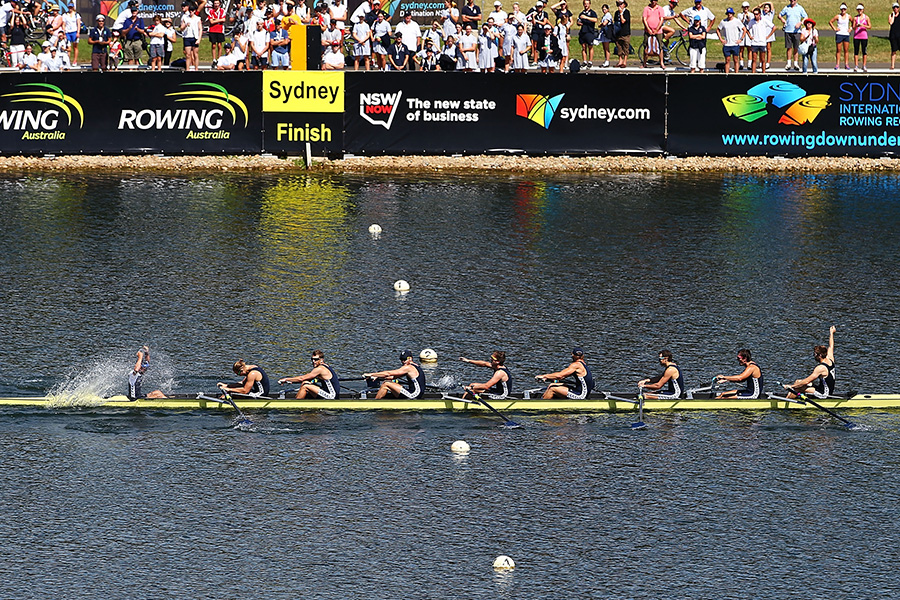 Sydney Rowing Regatta