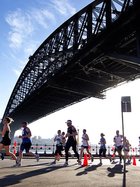 Sydney Harbour 10k and 5k